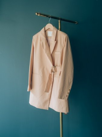 Buckle Design Jacket