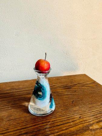 opnner × MARTE Hand Paint Flower Vase