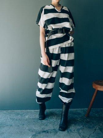 Striped Set-up