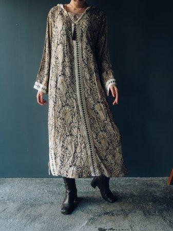 JQD Arabesque Hooded Dress