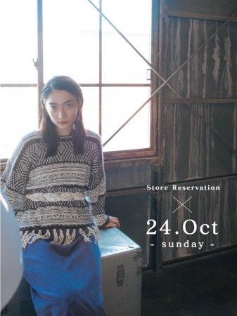 10月24日(日)<br>MANA VINTAGEイベント来店予約専用ページ