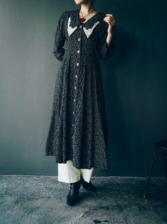 Arabesque Pattern Dress