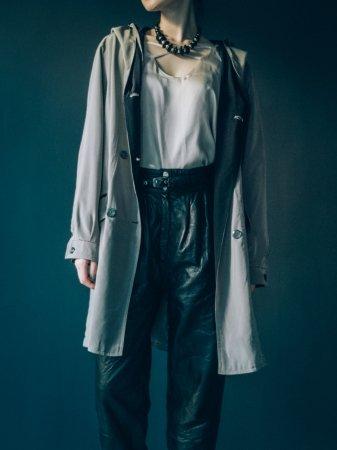 Gray Colored Light Coat