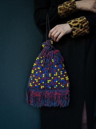 Fringe Beads Bag