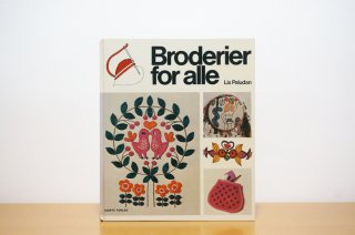 Broderier for alle|刺繍の本