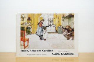 Helen, Anna och Caroline Carl Larsson