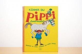 Känner du Pippi Långstrump?|長くつしたのピッピ