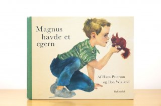 Magnus havde et egern マグヌスと子りす