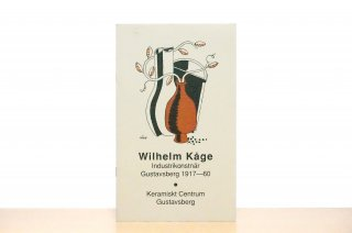 Wilhelm Kåge|Industrikonstnär Gustavsberg 1917-60