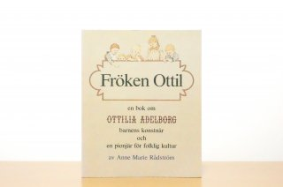 Fröken Ottil en bok om Ottilia Adelborg