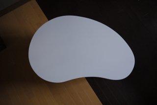 変形リビングテーブル