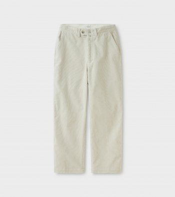 Corduroy Work Trousers