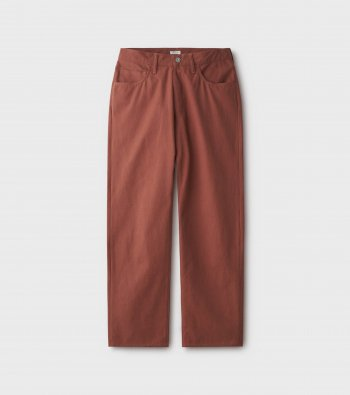 Canvas 5Pocket Trousers