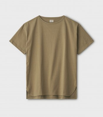 Boat Neck SS Top