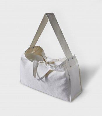 Heavy Linen Newspaper Bag