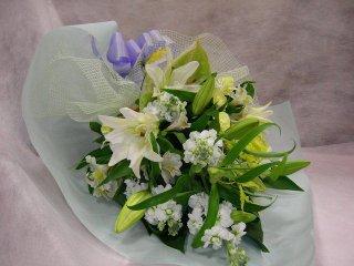 ■花束(White)