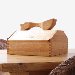 タピール/木の道具箱小