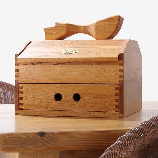 タピール/木の道具箱大