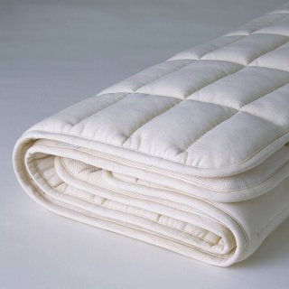 日本ベッド ベッドパッド ウールパッド