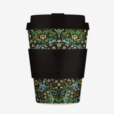 エコーヒーカップ/ウィリアム・モリス 12oz ・ ブラックソーン