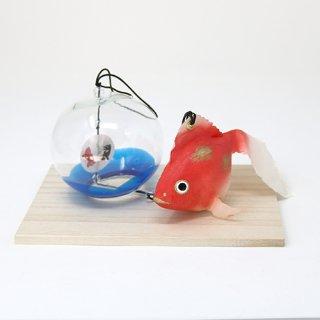 風鈴金魚(赤金)数量限定商品