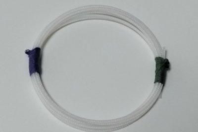 三線用中弦(2号・白)絃
