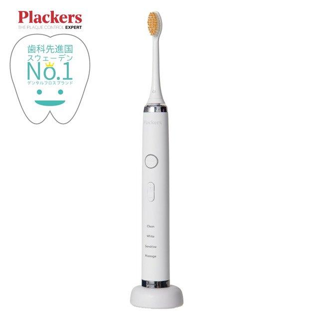 PLACKERS 充電式ソニック電動歯ブラシ  × 6個