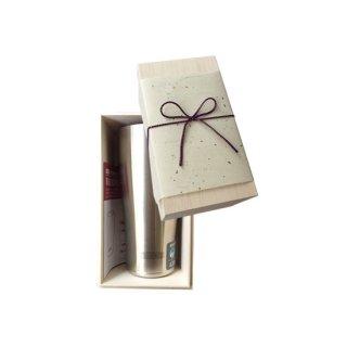有料ギフト包装:木箱
