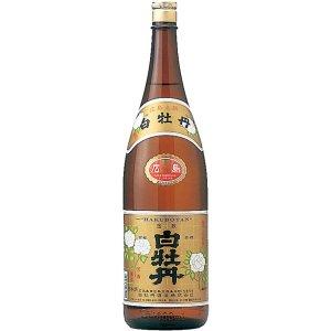 広島上撰  金紋1.8L瓶詰