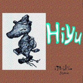 Hiyuの歌(おもしろい朗読と歌)