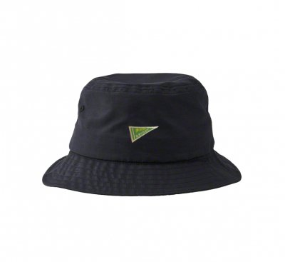 <img class='new_mark_img1' src='https://img.shop-pro.jp/img/new/icons12.gif' style='border:none;display:inline;margin:0px;padding:0px;width:auto;' />H21-001  PENNANT PATCH HAT(ブラック)