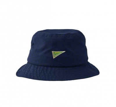 <img class='new_mark_img1' src='https://img.shop-pro.jp/img/new/icons15.gif' style='border:none;display:inline;margin:0px;padding:0px;width:auto;' />H21-002  PENNANT PATCH HAT(ネイビー)