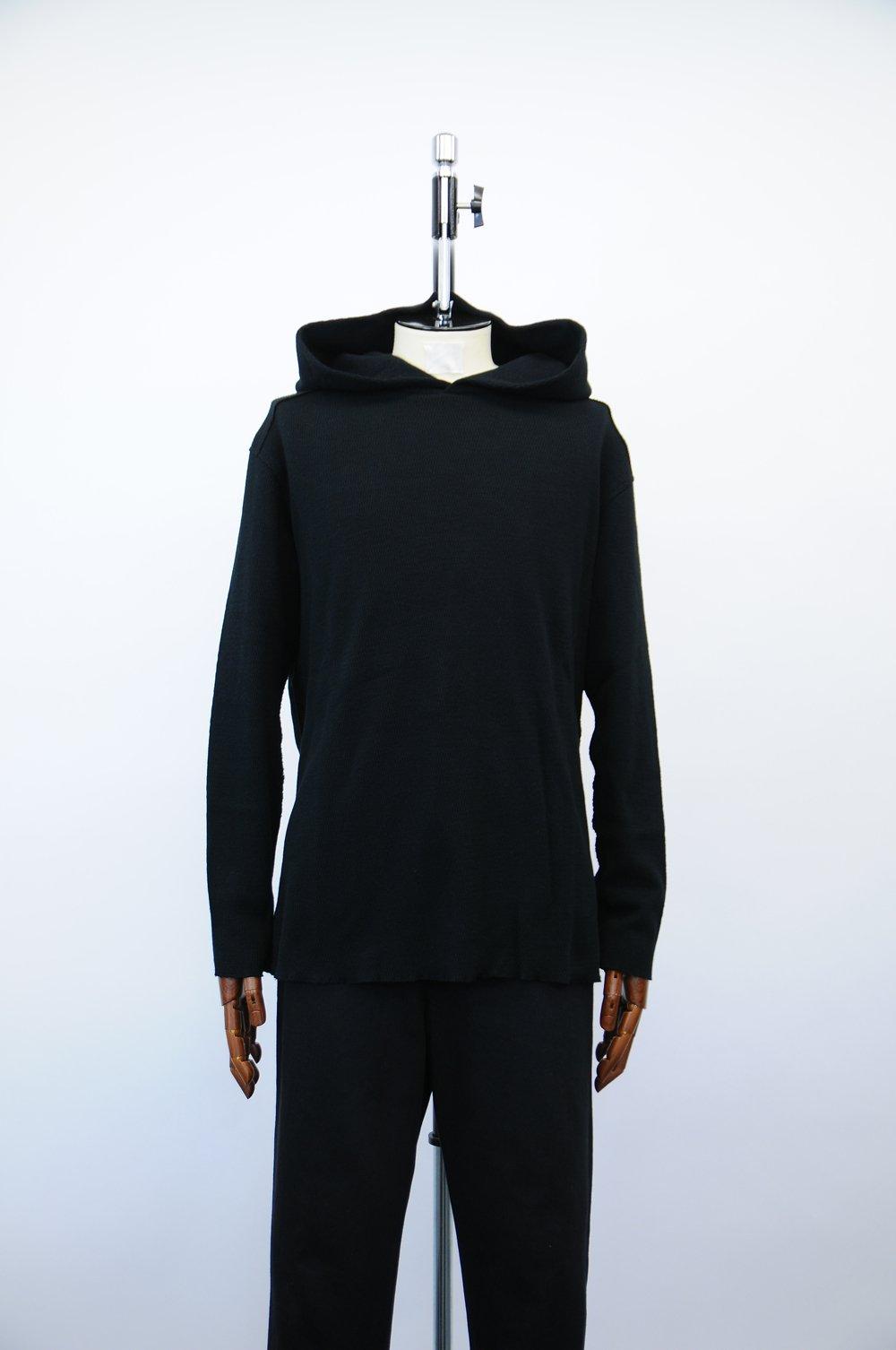 Pull Over Hooded Sweatshirt