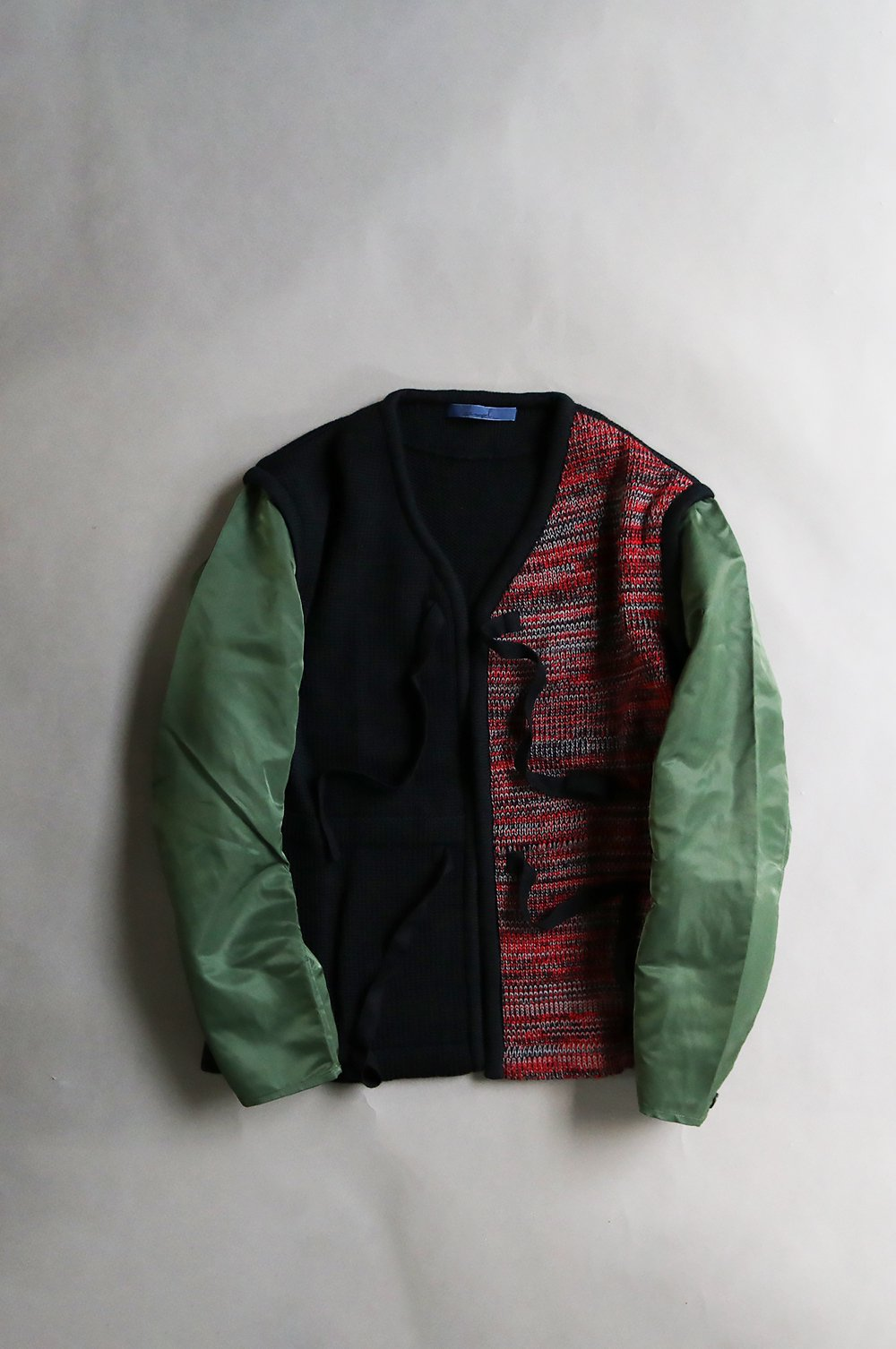 【LIMITED】Combination cardi jacket