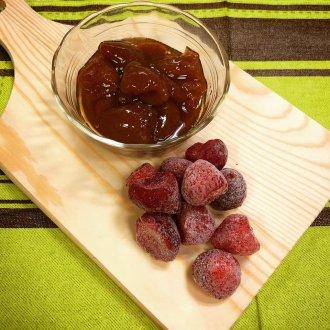 果実を丸ごと煮詰めた ストロベリージャム 【常温便】