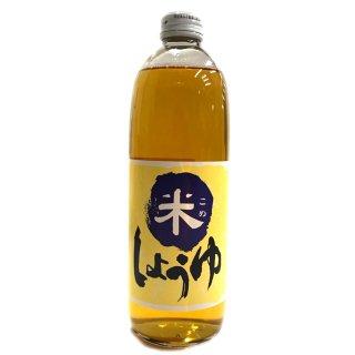 米醤油 500ml【常温便】