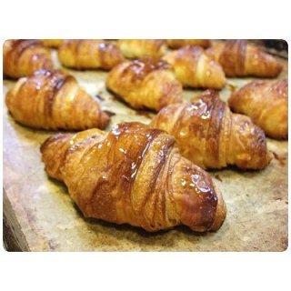 【注・小麦使用】シュガークロワッサン(4個入り) 卵、乳不使用[(株)トントンハウス]※小麦パンです【クール便(冷凍)】値上げ