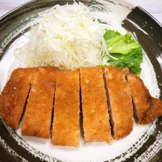 りすさん食堂 冷凍惣菜 トンカツ 【クール便(冷凍)】