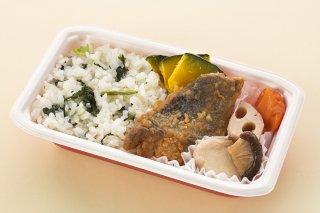 JAL国際線機内特別食 アレルギーミール 「鱈のから揚げのお弁当」  【クール便(冷凍)】 賞味期限2022.1.9  日本航空と辻安全食品は食品ロス削減に貢献します。