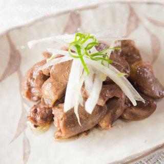 鶏塩ハツ (100g)
