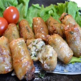 鶏皮餃子(10個入/約250g)