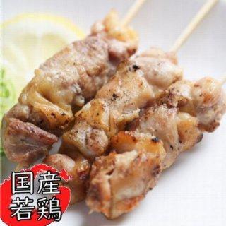 鶏モモ串(40g/10本入)
