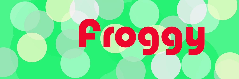 すごいカエル屋フロッギー