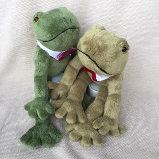 ブリトー S モンスイユのご長寿カエル