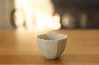 村上躍 灰釉茶杯