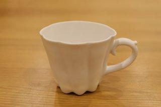 藤村佳澄 コーヒーカップ(カヌレ型)小