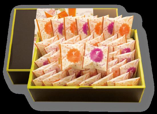 カメリット・バニラ味(ボックス40個入)