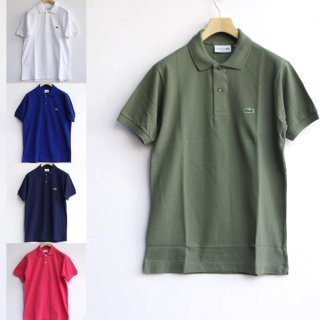<img class='new_mark_img1' src='https://img.shop-pro.jp/img/new/icons20.gif' style='border:none;display:inline;margin:0px;padding:0px;width:auto;' />FRANCE LACOSTE(フランスラコステ) L1212 ピケポロシャツ