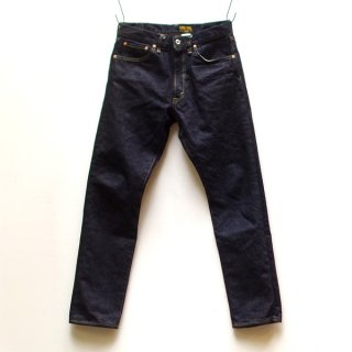 CORONA(コロナ) / W01 FIVE POCKET・TAPERED CUT(ONE WASH) 5ポケットデニムパンツ
