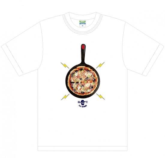 ドライコットンTシャツ(ピザ)